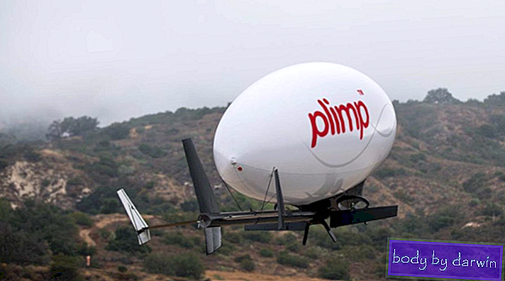 Plimp este un mashup avion-blimp care promite un transport aerian sigur-Aviaţie