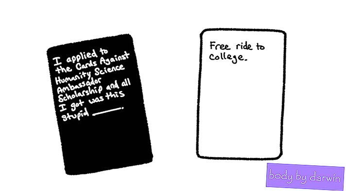 Cards Against Humanity-stipend søker å sende kvinner i STEM til college-boxplot