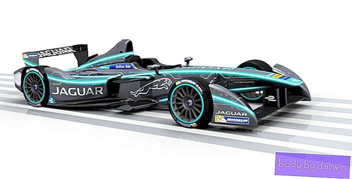 Jaguar Land Rover vender tilbake til racing-Speed ​​Lab