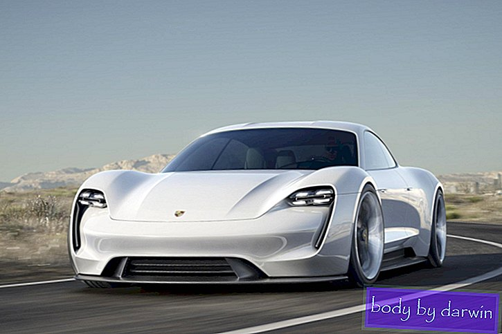 Porsche Mission E Might Be A Concept Car, men dens 800-volt EV-teknologi er ekte-Speed ​​Lab