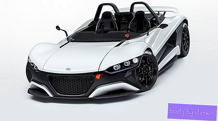 Vuhl 05 Lightweight Sports Car Goes on Sale-Speed ​​Lab