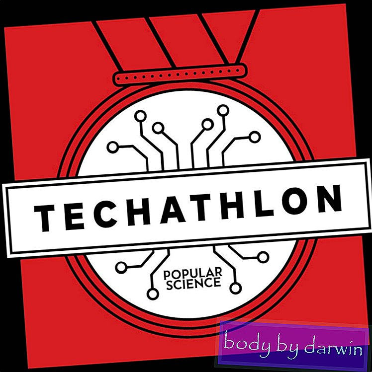 Techathlon-Podcast: Body-Hacks, Tech-Trivia und intelligente Kühlschrankspione