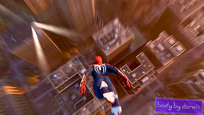Marvel's Spider-Man PS4-game draait om fysica om web-swingen super leuk te maken